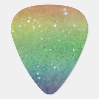 Glitter Guitar Pick