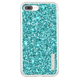 Glitter iPhone 7 Plus DualPro Shine, Silver Incipio DualPro Shine iPhone 8 Plus/7 Plus Case