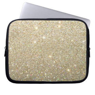 Glitter Laptop Case