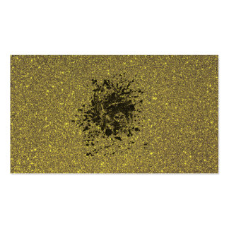 Glitter Monkey Pack Of Standard Business Cards