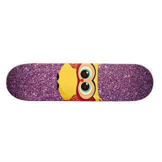 Glitter Owl Skateboards