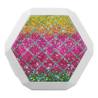 Glitter Pink Snakeskin