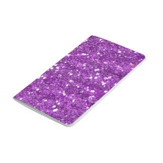Glitter pocket journal