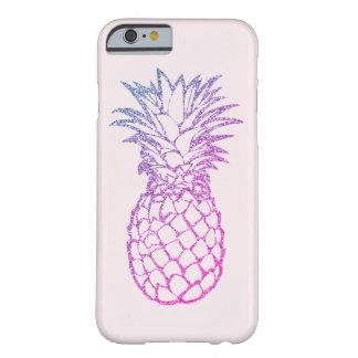 Glitter Purple Pineapple Pink iPhone 6/6s Case