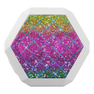 Glitter Purple Snakeskin
