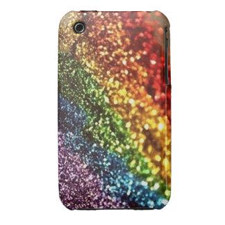 Glitter Rainbow Sparkly Case