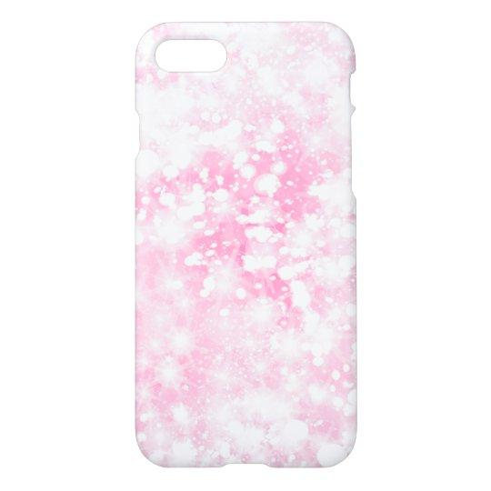 Glitter Sparkly Pink Magenta iPhone 8/7 Case