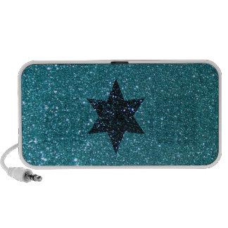 Glitter Mini Speakers