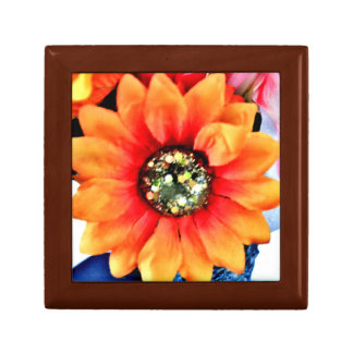 Glitter Sunflower Gift Box