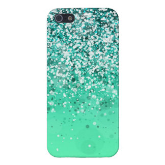 Glitter Variations I iPhone 5/5S Covers