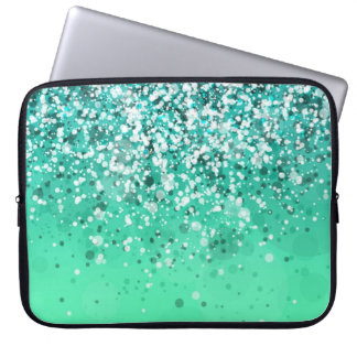 Glitter Variations I Laptop Sleeve