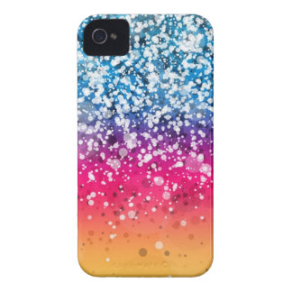 Glitter Variations VII iPhone 4 Covers