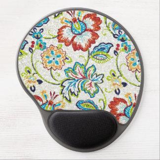 Glittering Flowers for Mom Gel Mouse Mat