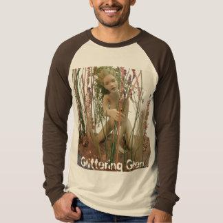 Glittering Glen shirt - Nori
