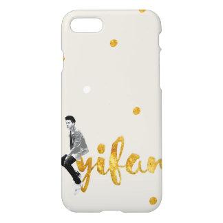 Glittering Kris Wu Iphone Case