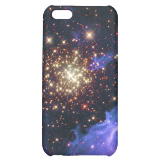 Glittering Star Cluster and Interstellar Gas Cloud iPhone 5C Cover