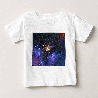Glittering Star Cluster and Interstellar Gas Cloud Tee Shirts