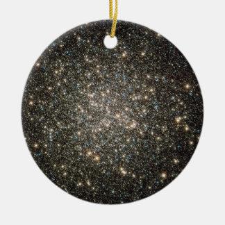 Glittering Stars Christmas Ornament