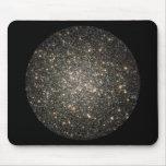Glittering Stars Mouse Mat