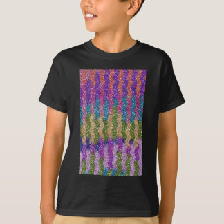 Glitters in Waves Tee Shirts