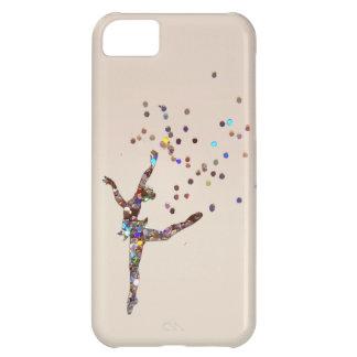 Glittery Dancer Case iPhone 5C Case