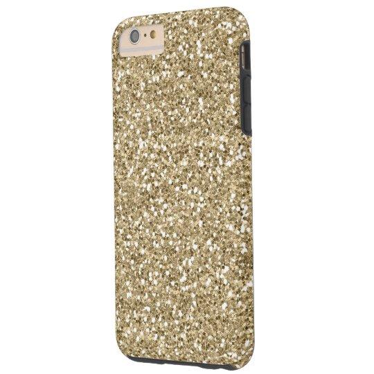 Glittery Gold iPhone6/iPhone6s tough case