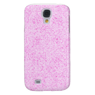Glittery pink texture galaxy s4 case