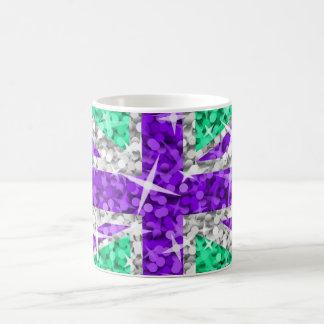 Glitz UK Purple mug