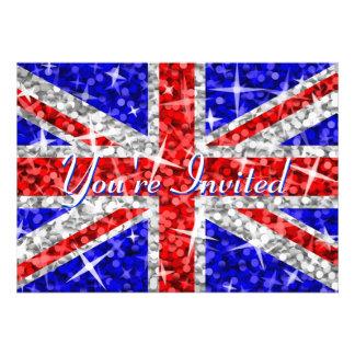 Glitz UK 'You're Invited' invitation