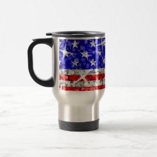 Glitz USA travel/commuter mug