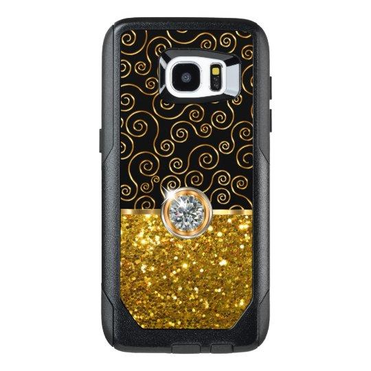 Glitzy Bling Faux Jewel OtterBox Samsung Galaxy S7