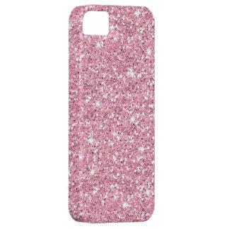 Glitzy Bubblegum Glitter Barely There iPhone 5 Case