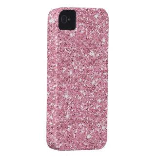 Glitzy Bubblegum Glitter Case-Mate iPhone 4 Case