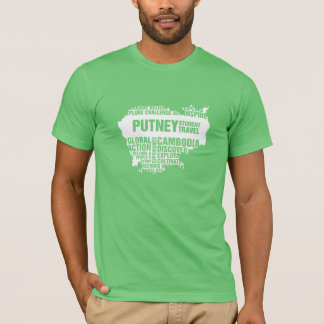 Global Action Cambodia in Multiple Colors T-Shirt