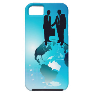 Global Business Background iPhone 5 Covers