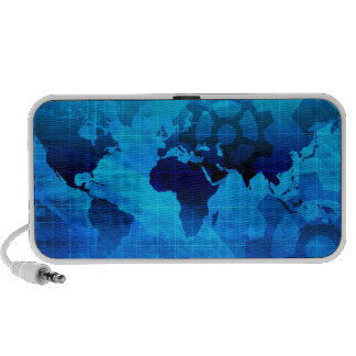 Global Business Network Portable Speakers