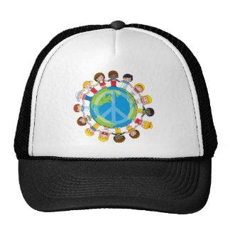 Global Children Trucker Hats
