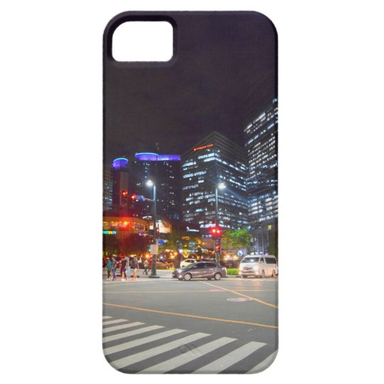 Global CIty iPhone 5 Cover