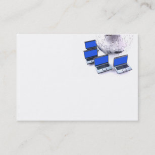 Computer network business cards business card printing zazzle uk global computer networks business cards reheart Choice Image