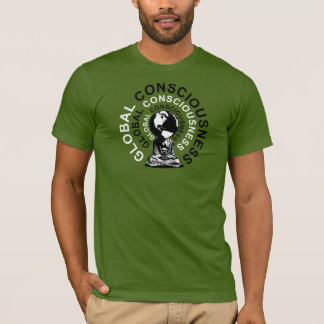 Global Consciousness Organic Shirt