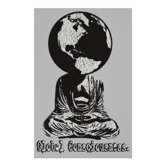 Global Consciousness Poster