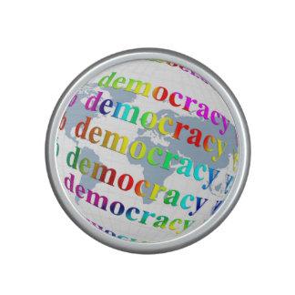 Global Democracy Bluetooth Speaker