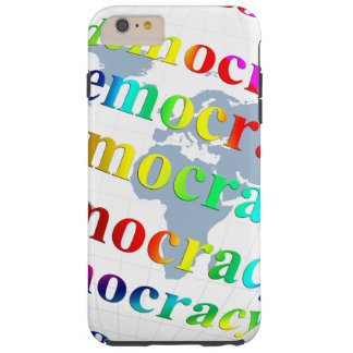 Global Democracy Tough iPhone 6 Plus Case