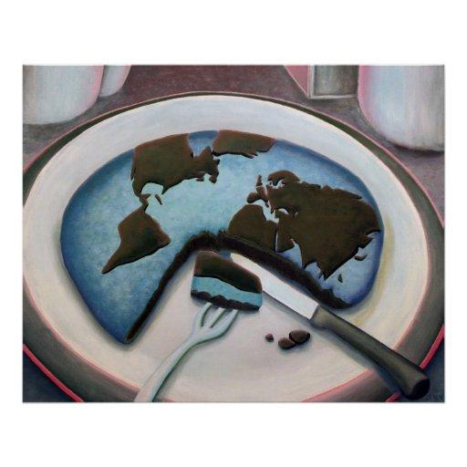 Global Destruction Poster
