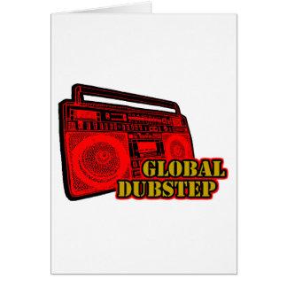 GLOBAL DUBSTEP CARD