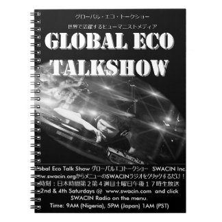 Global echo talk show photo notebook (page 80