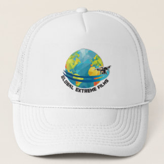 Global Extreme Films Cap (Logo + Colour)