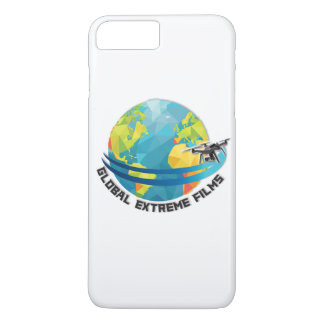 Global Extreme Films iPhone 8/7 Plus Case (White)