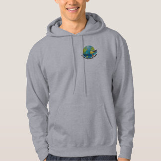 Global Extreme Films Sweatshirt Hoodie (Grey)