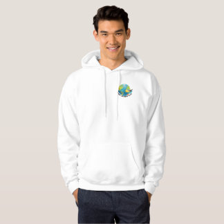 Global Extreme Films Sweatshirt Hoodie (White)